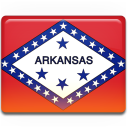 Picture of Arkansas State Flag