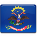 Pictture of North Dakota State Flag