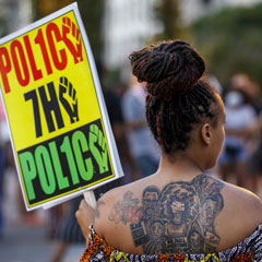 House, Senate, White House Consider Police Reform in Wake of Protests