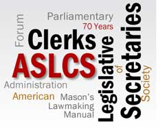 11 Chambers Elect New Clerks and Secretaries—Part I