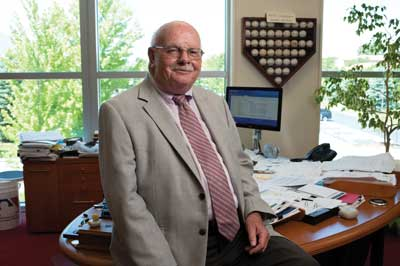 State Legislatures Magazine | A Remarkable Man: Bill Pound Retires After 44 years With NCSL