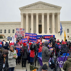 Supreme Court Focuses on Mootness in Gun Case