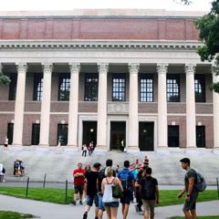 Harvard University Credit: Charles Krupa/AP in Business Insider