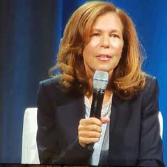 Amy Trask, former CEO of the Oakland Raiders