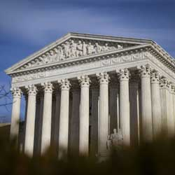 The U.S. Supreme Court building stands in Washington, D.C., on Tuesday, Jan. 22, 2019. Al Drago | Bloomberg | Getty Images
