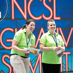 Sunshine, Sessions and Staff: Join NCSL This Summer in L.A.