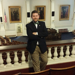 N. H. House Clerk Paul Smith a '40 Under 40' Honoree