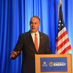 Interior Secretary Pledges Advocacy for Tribes