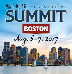 NCSL's Legislative Summit Convenes Sunday in Boston