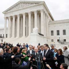 Supreme Court Deals Blow to Unions in Janus Case