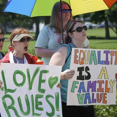 Same-Sex Parents Can be on Birth Certificate: SCOTUS