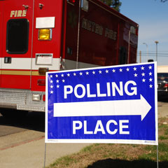 New Online Tool Helps You 'Get to the Polls'