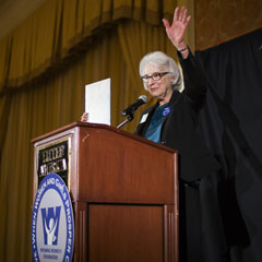 Civility = Respect, NCSL's Peggy Kerns Tells Wyoming's 'Leap Into Leadership' Event