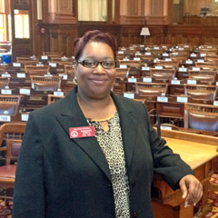 Representative Valencia Stovall: Women Making a Difference Winner