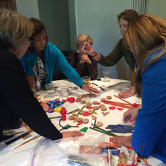 Leadership Traits, Personal Branding - and Tinkertoys - in Focus at Women Leaders Symposium