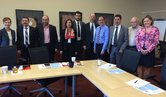 Tunisian Lawmakers Visit NCSL