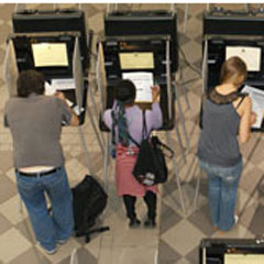 Turning up ways to boost voter turnout