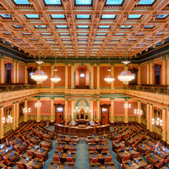 2016 Legislative Sessions–By the Numbers