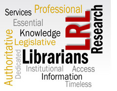 Legislative Librarians to Give Back to Baton Rouge
