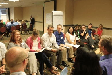 2012 LSMI Attendees: Group meetings