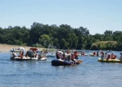 Photo:  American River Rafting