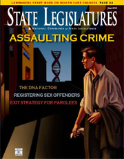 State Legislatures June 2010 cover