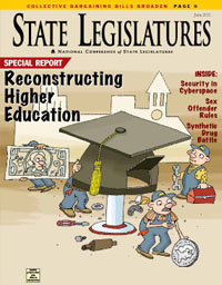 State Legislatures June 2011 cover