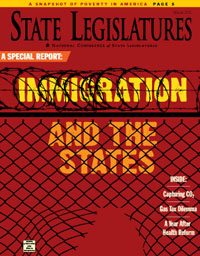State Legislatures March 2011cover