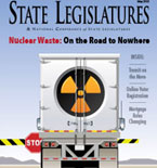 May  2013 State Legislatures cover
