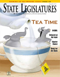 State Legislatures September 2011 cover