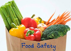 Food Safety: From Donations to Food Deserts to Edible Pot