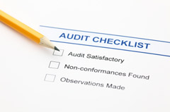 Picture of Audit Checklist