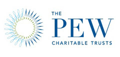 logo of the pew center on the states