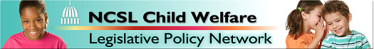 NCSL Child Welfare Policy Network Logo