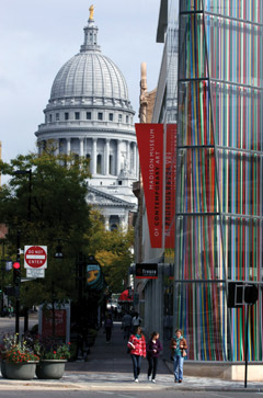 Capital Building-Madison, WI