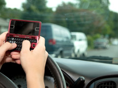 Despite 44 states having laws against texting while driving, over 2,000 people died in texting-while-driving crashes.