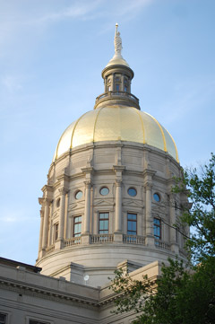 Picture of Georgian Capitol