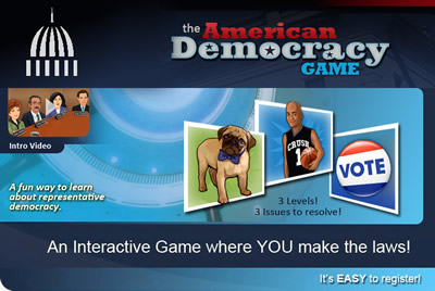 Graphic: American Democracy Game