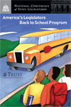 Back to School promotional brochure cover