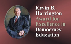 Harrrington Award logo
