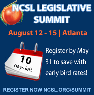 NCSL's 2013 Legislative Summit