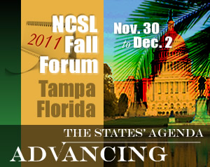 NCSL Fall Forum Logo