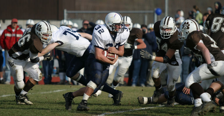 imgYoung Athletes and Brain Injuries