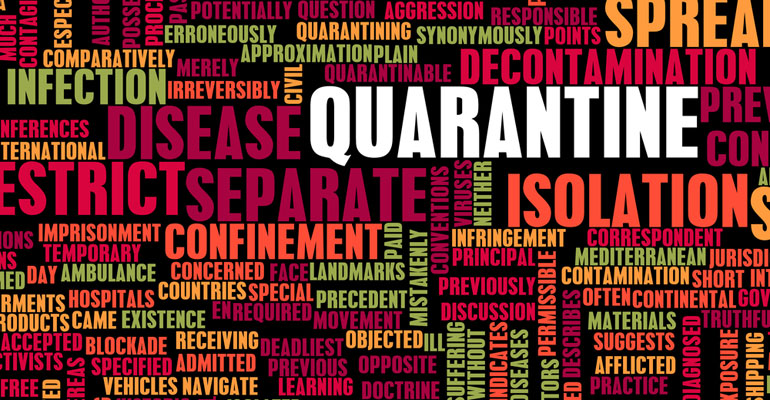 imgQuarantine and Isolation