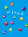 Graphic of You Rule booklet cover