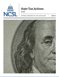 state tax actions 2018 ncsl report