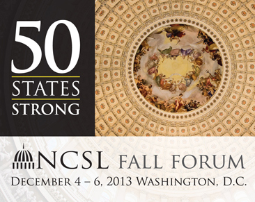 2013 Fall Forum Logo