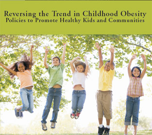 Cover of Reversing the Trend in Childhood Obesity