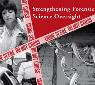 Cover of Strengthening Forensic Science Oversight