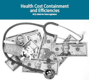 Series Cover:  Health Cost Containment and Efficiences